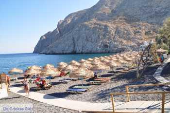 Kamari Santorini - Foto van De Griekse Gids